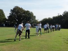 Crossdowns Trophy Match